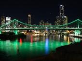 14 - Story Bridge at night