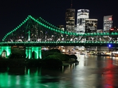 15 - Story Bridge at night