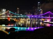 17 - Story Bridge at night