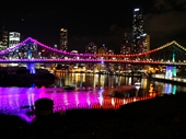 18 - Story Bridge at night