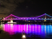 20 - Story Bridge at night