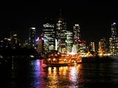 25 - Brisbane from Kangaroo Point at night