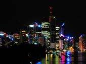 26 - Brisbane from Kangaroo Point at night
