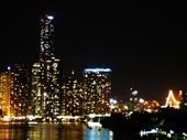 29 - Brisbane from Kangaroo Point at night