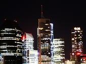 33 - Brisbane from Kangaroo Point at night