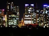 35 - Brisbane from Kangaroo Point at night