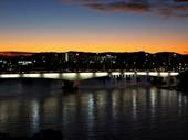 38 - Captain Cook Bridge from Kangaroo Point at sunset