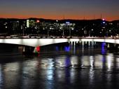 39 - Captain Cook Bridge from Kangaroo Point at sunset