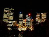 40 - Brisbane from Kangaroo Point at night