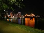 41 - City and Story Bridge from Botanic Gardens