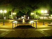 100 - Southbank fountain