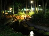 101 - Southbank stream at night