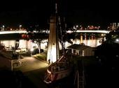 112 - Maritime Museum at night