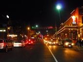 118 - Caxton St at night