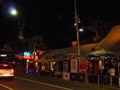 119 - Caxton St at night