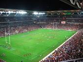 123 - Suncorp Stadium during a State of Origin game