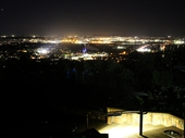 141 - Brisbane from Mount Coot-tha lookout at night