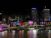 75 - Brisbane buildings lit up during the G20 conference