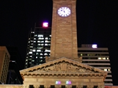84 - Light show on City Hall during G20 conference