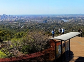 43 Brisbane from Mt Coot-tha