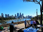 50 - Brisbane from Kangaroo Point