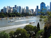 52 - Brisbane from Kangaroo Point