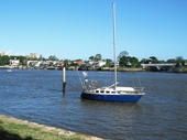 152 - Brisbane River from Merthyr Park