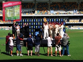 180 - The Gabba - Queensland Bulls winning their 6th Pura Cup
