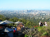 189 - City view from Mt Coot-tha