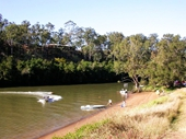 201 - Waterski-ing at Karana Downs