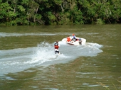 202 - Water ski-ing at Karana Downs 1