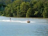 203 - Water ski-ing at Karana Downs 2