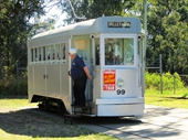213 - Tramway Museum at Ferny Grove